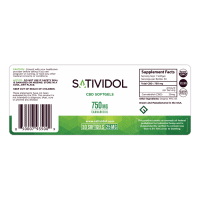 Buy online pure CBD softgels, legal and safe