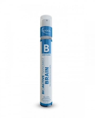 Bioactive NanoMist Oral Spray Brain