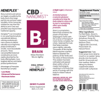 Brain Bioactive NanoMist Oral Spray