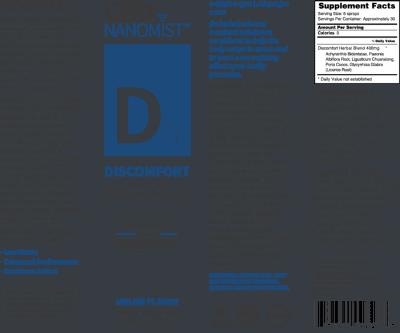Bioactive NanoMist Oral Spray Discomfort