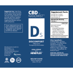 nanomist-discomfort-cbd-oral-spray-label