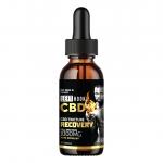 Left Hook CBD 1000mg Recovery CBD Oil Tincture