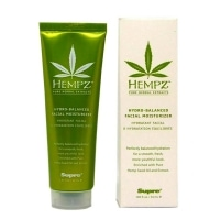 Hydro-Balanced Facial Moisturizer with New Formulation Hempz Pure Herbal Extract.