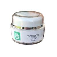 CBD anti-aging facial cream