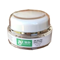 CBD Ultra Eye Repair Cream