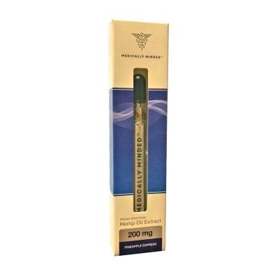 Disposable CBD Vape Pen 200 mg CBD PINEAPPLE EXPRESS