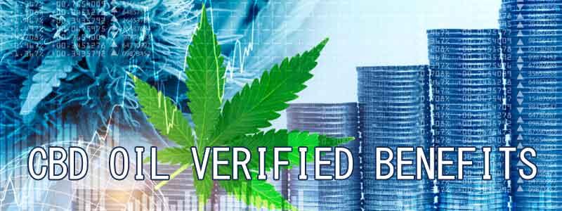 CBD Oil Verified Benefits